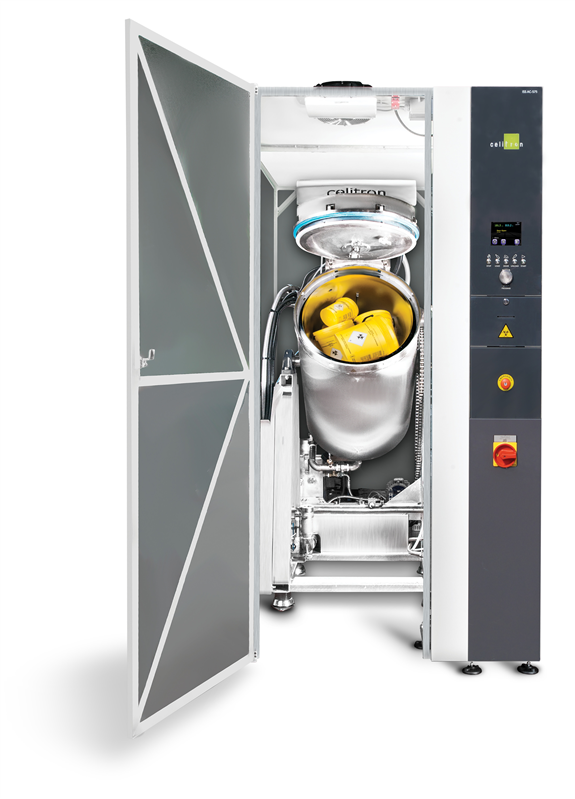 Autoclave - Celitron Intergrated Steriliser and Shredder (ISS)
