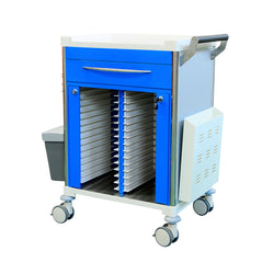 Medical Record Trolley 1 Drawer