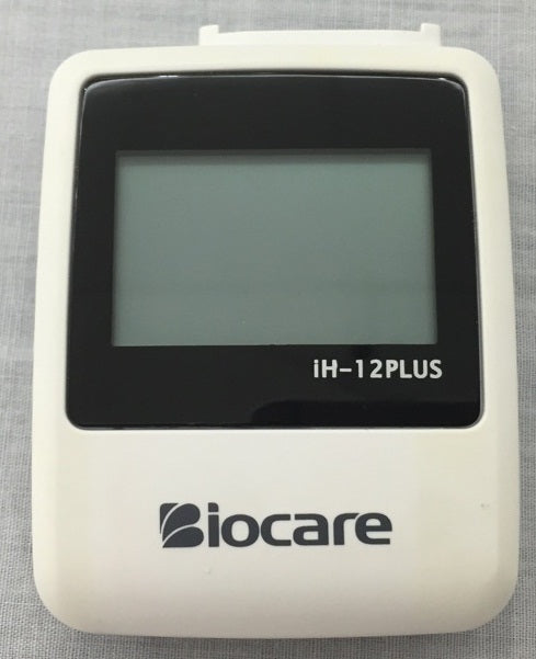 Holter Monitor - Biocare iH12 Plus Holter System