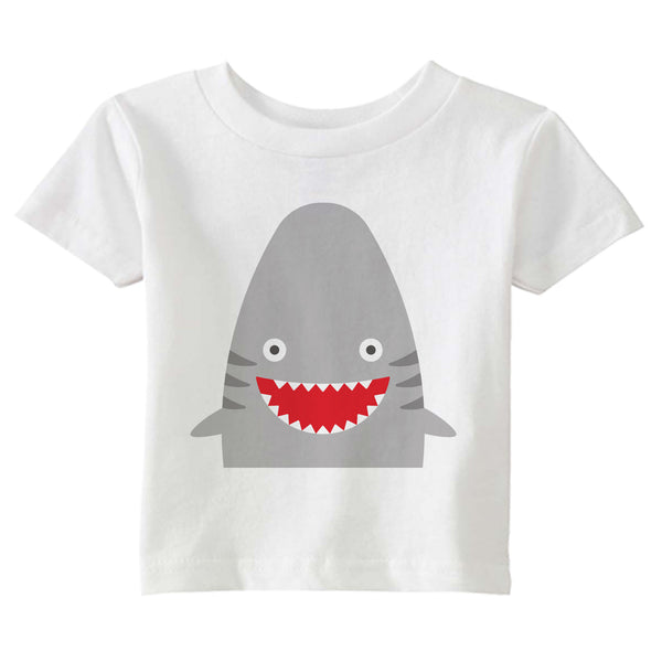 shark t-shirt - modern moose - t-shirt - 1