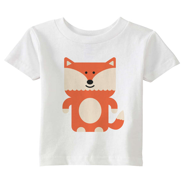 fox t-shirt - modern moose - t-shirt - 1