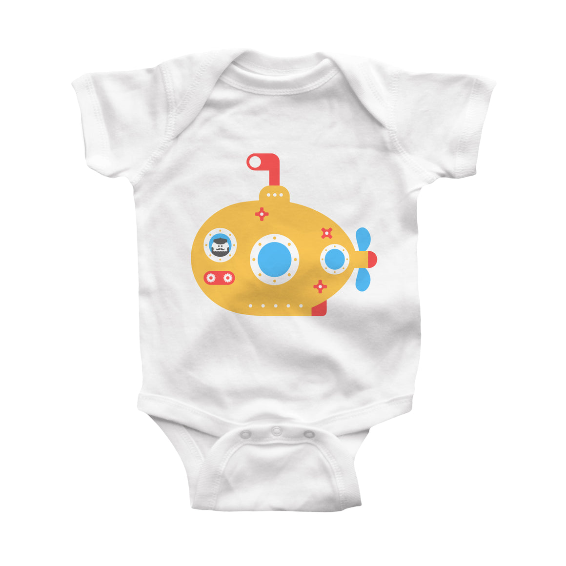 sub infant bodysuit