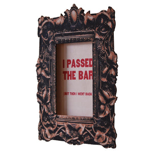 passed bar - modern moose - 3D wall art - 2