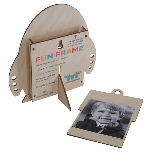 rocket fun frame - modern moose - fun frame - 1