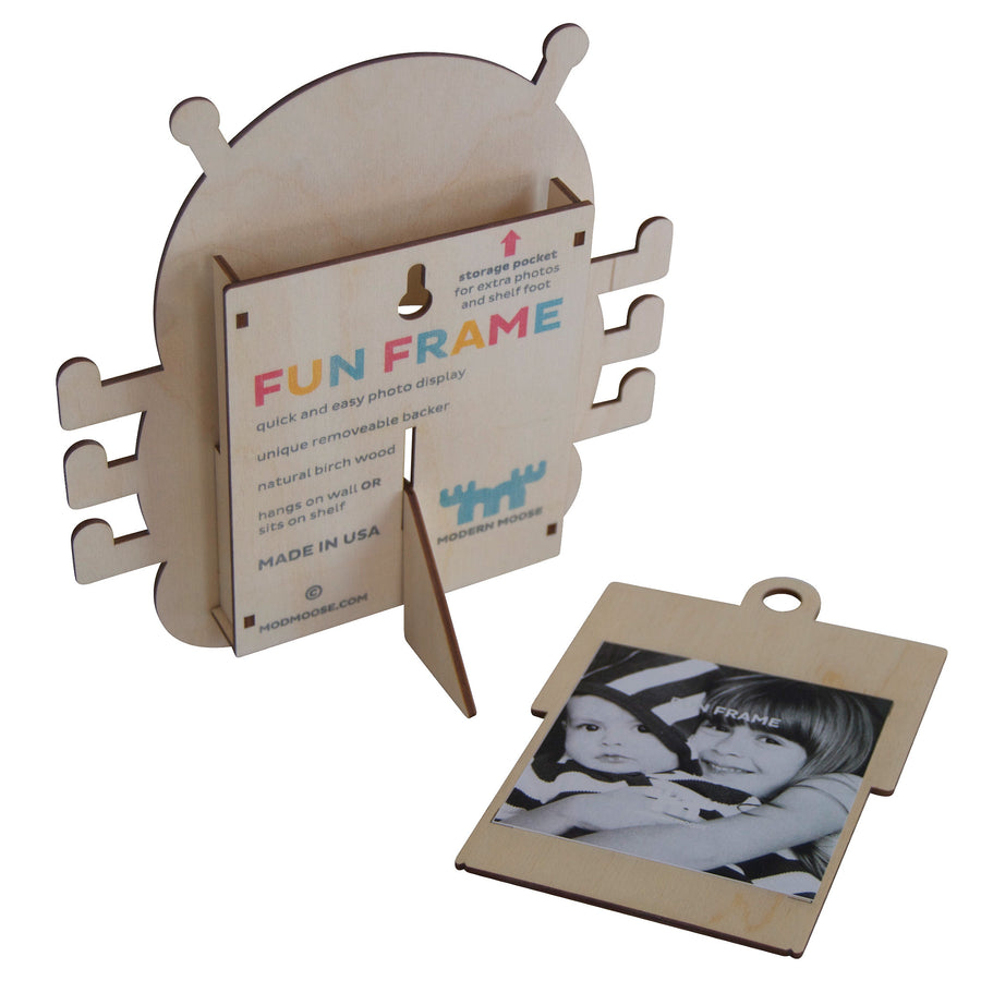 bug fun frame - modern moose - fun frame - 2