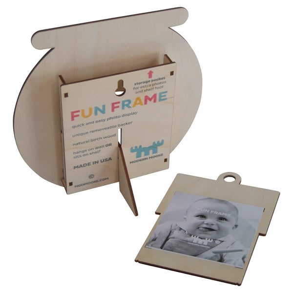 fishbowl fun frame - modern moose - fun frame - 1