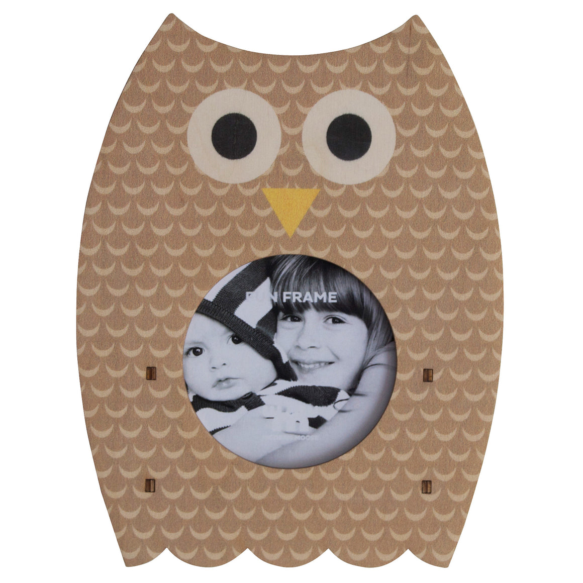 owl fun frame - modern moose - fun frame - 1