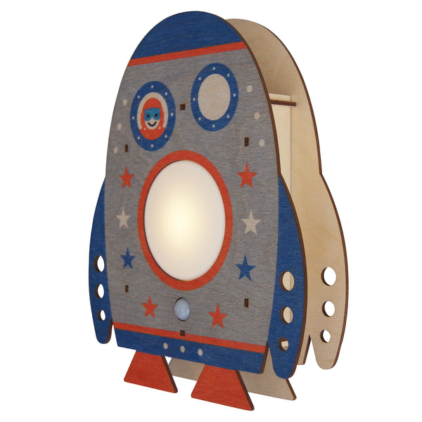rocket nightlight - modern moose - nightlight - 1