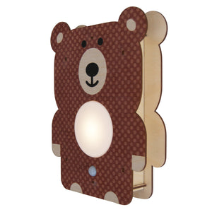 bear nightlight - modern moose - nightlight - 2