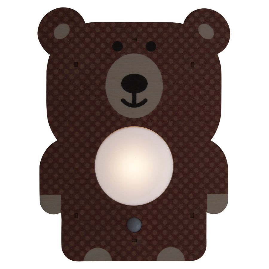 bear nightlight - modern moose - nightlight - 3