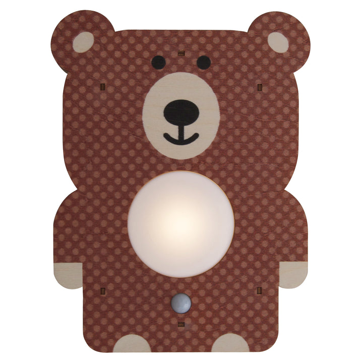bear nightlight - modern moose - nightlight - 1