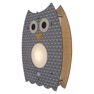 owl nightlight - modern moose - nightlight - 2
