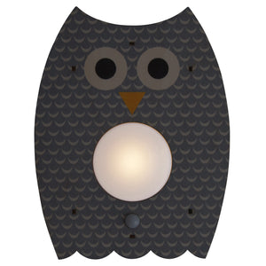 owl nightlight - modern moose - nightlight - 3