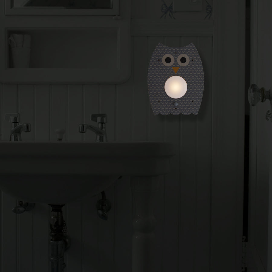 owl nightlight - modern moose - nightlight - 5