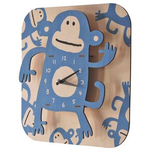 monkey clock - modern moose - clock - 4