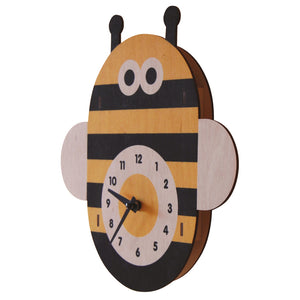 bee clock - modern moose - clock - 2