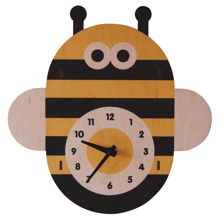 bee clock - modern moose - clock - 1