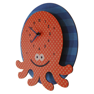 octopus clock - modern moose - clock - 2