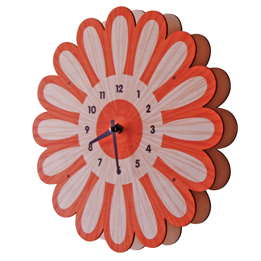 bloom clock - modern moose - clock - 5