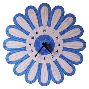 bloom clock - modern moose - clock - 4