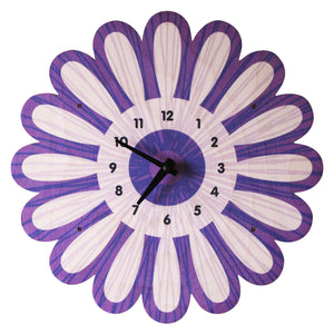 bloom clock - modern moose - clock - 2