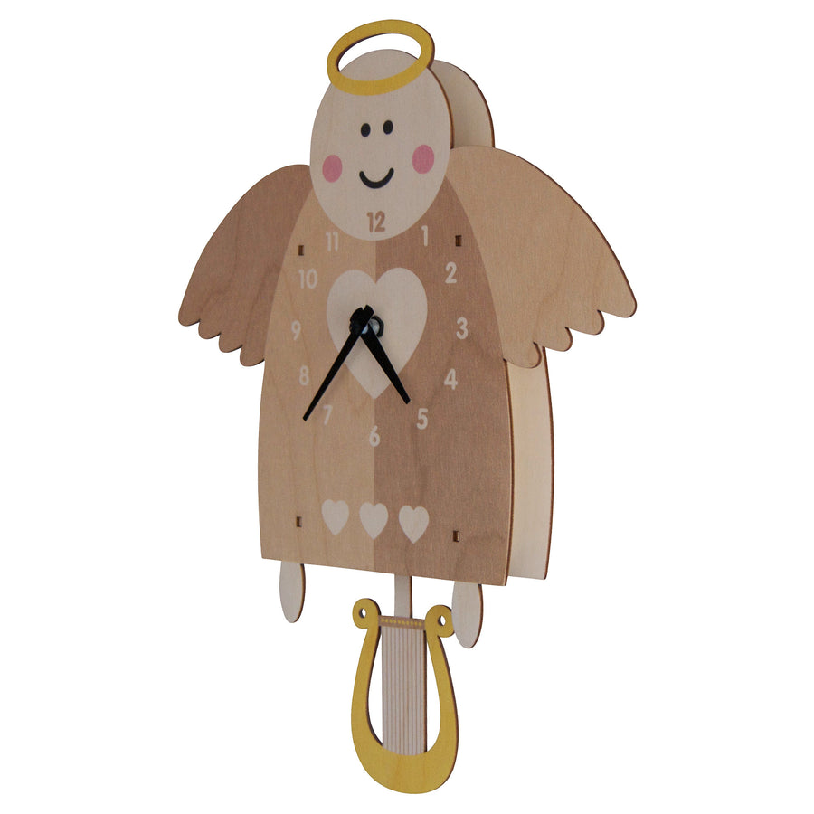 angel pendulum clock - modern moose - pendulum clock - 2