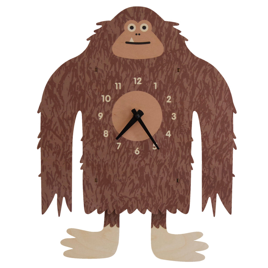 bigfoot pendulum clock