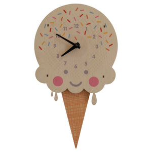 ice cream pendulum clock