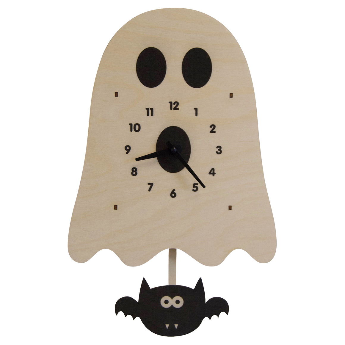 ghost pendulum clock