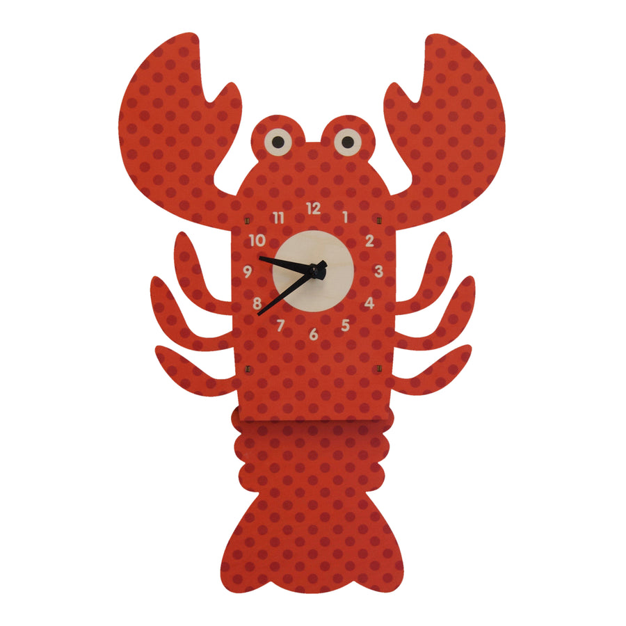 lobster pendulum clock