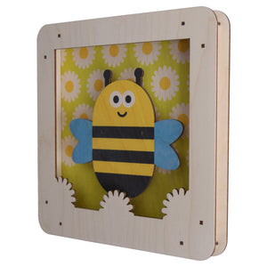bee shadowbox