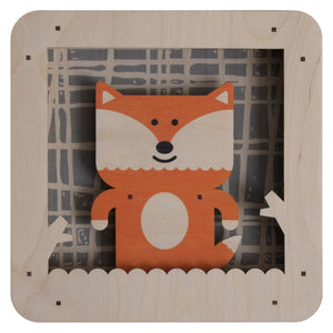 fox shadowbox
