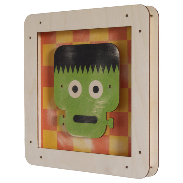 frankenstein shadowbox