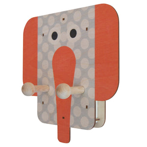 elephant wall pegs - modern moose - wall pegs - 6