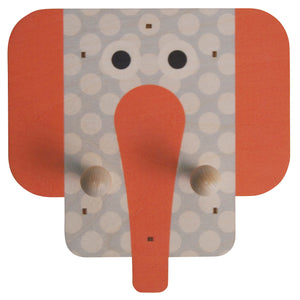 elephant wall pegs - modern moose - wall pegs - 5