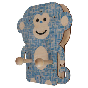 monkey wall pegs - modern moose - wall pegs - 5