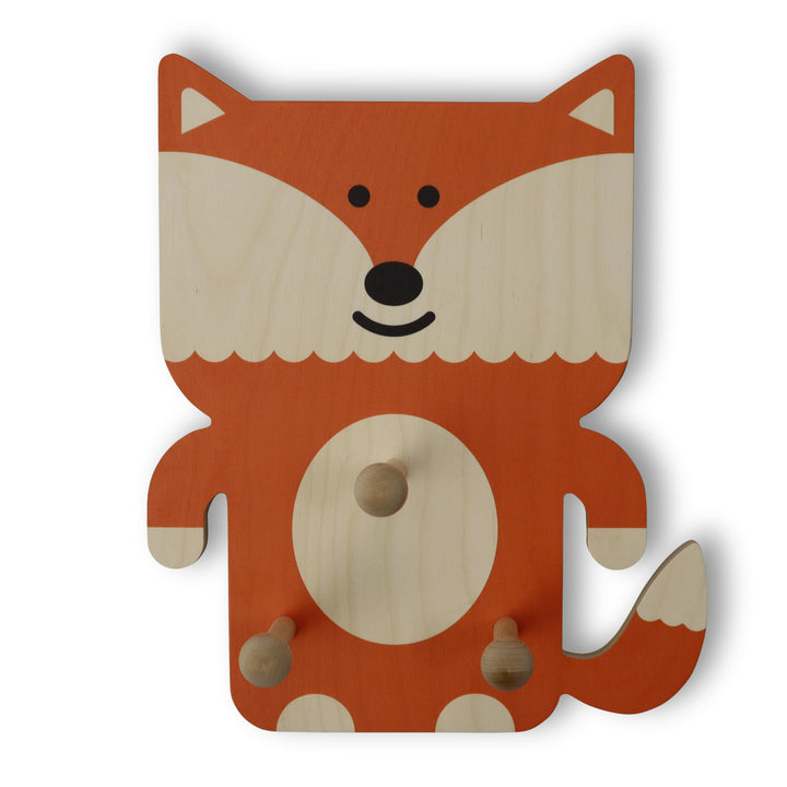 fox wall pegs