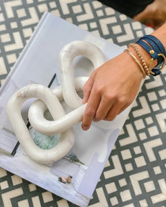 Marble Chain Links