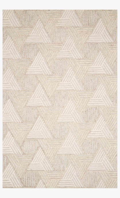Graphic Ivory Rug