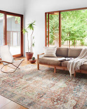 Load image into Gallery viewer, Brick Vintage Wash Rug