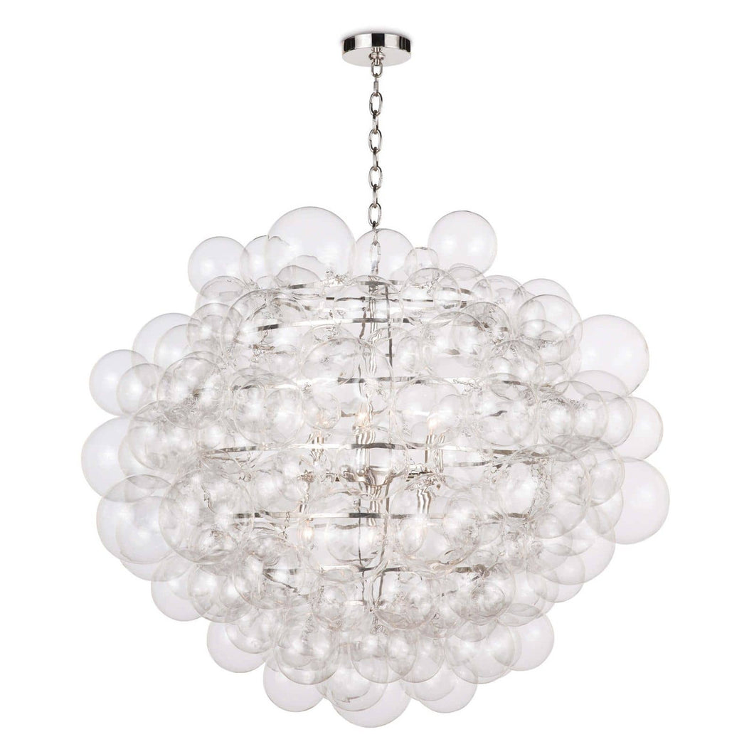 Bubble Glass Chandelier