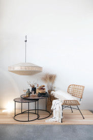 Cane Pendant Light