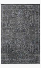 Load image into Gallery viewer, Charcoal Vintage Wash Rug