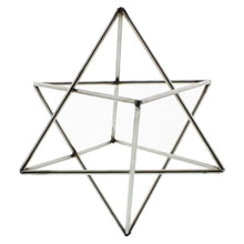 Load image into Gallery viewer, Geometric Star Sculpture