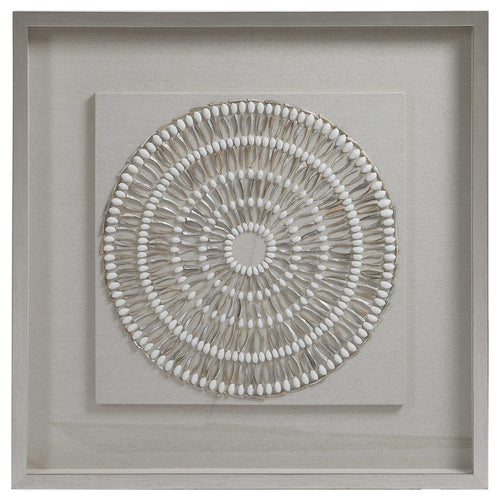 Shell Inspired Shadow Box