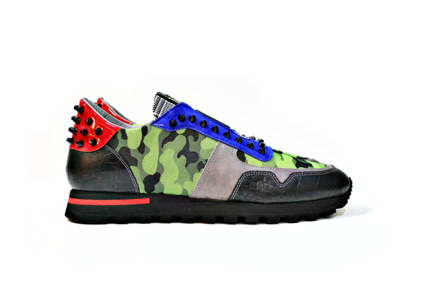 Power Camouflaged Very modern and comfortable sneaker