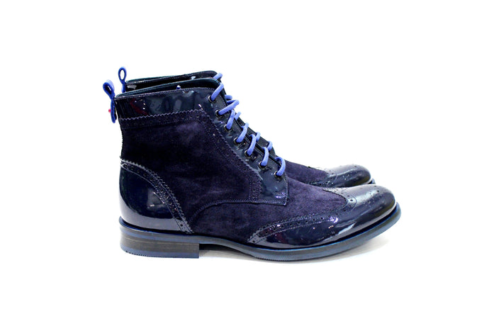 Karachi is a modern classic men's Boot, with lots of personality, adapting to various styles. Walk with Pintta
