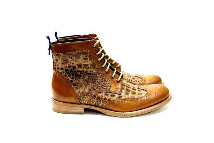 Mexico isa boot for demanding men with lots of personality, adapting to various styles.