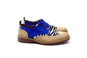 Rome is a modern shoe, for demanding men with lots of personality, adapting to various styles.