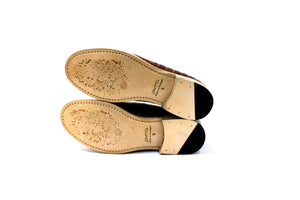 Siena is a shoe for demanding men with lots of personality, adapting to various styles.